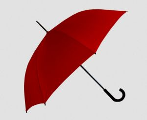 効果てきめん! ビニール傘にコレ付けたら盗まれなくなったww