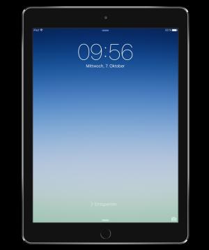 iPad proは懐かしのアレにぴったりハマることが判明w