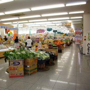 このスーパー、この状態で普通に営業してるのかよ…