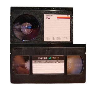 嗚呼、味わい深き…館主お手製ビデオラベルコレクションよ…