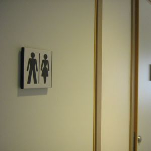 このトイレのシステムほんと格好いいと思う