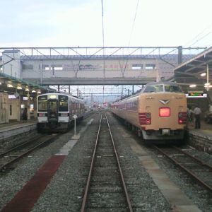 会津若松駅。やらかしたwwwwwww