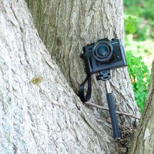 これは凄い…映像作家が撮った究極の「自撮り写真」