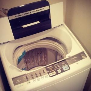 俺の家にある洗濯機がノリノリでリズムを刻んでるw