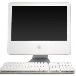 うちのiMacが大変なことに…月曜から憂鬱すぎるw