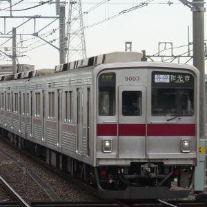 東武鉄道のポスターが割と感動するんだよな