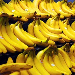 家に着いたらバナナがぬーんってなってたwwww