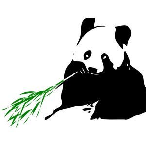 動物園行ったらパンダが干されてたwwwww