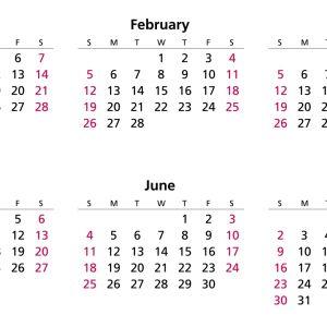 実家にあったカレンダーが意味不明すぎるwwwwwww