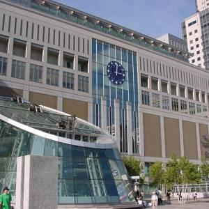 札幌駅ビルを撮影したら、この上ない「アニメ感」www