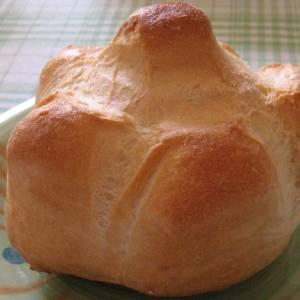 ちぎりパンを焼こうとしたら…どうしてこうなったwwwww