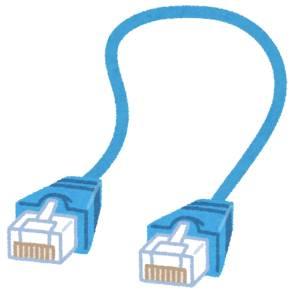 フリマサイトで売ってるLANケーブルが意味不明すぎる件www