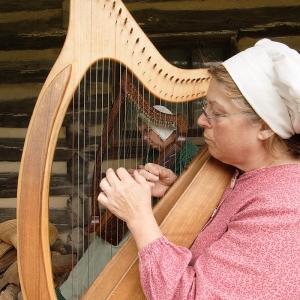 ハープの楽譜を眺めていたら、急におばあちゃん家を思い出してしまった…その理由w→