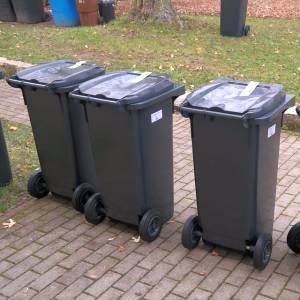 このゴミ箱、自己主張がハンパないwwwwww