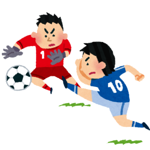 中学の時に描いたサッカー漫画の技名がダサすぎて悶えてるwww