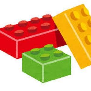 吾輩はレゴである・・・