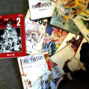 息子の「ニュースーパーマリオブラザーズWii」の攻略本が台所に最終回みたいな感じで置いてあった。