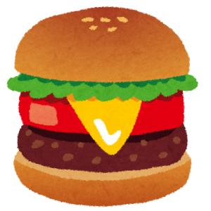 ハンバーガーショップがない町ではよくあること…らしい