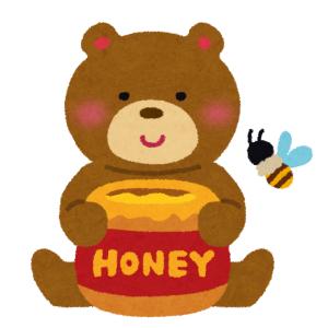 風邪ひいてたらお客さんから「本物のハチミツ」もらったw