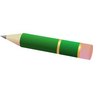 この「消しゴム付き鉛筆」の形状が酷いwww 消せねえwww