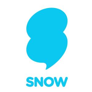 某お笑いコンビの写真が「SNOWアプリの無駄遣い」だと話題にwww