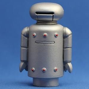 これが進化しすぎたセキュリティロボットの末路か…