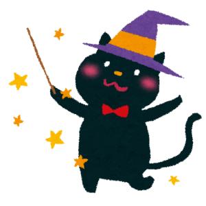 衝撃の「ハロウィン猫」、激撮されるwwwww