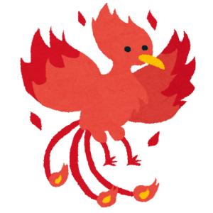 """「不死鳥だ!」西の空に突如現れた""""鳳凰""""にTwitter民感激"""