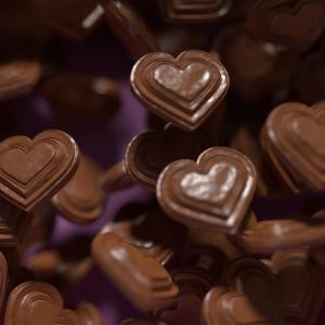 俺はただチョコを食べたいだけなのに、何だよこのポジティブの押し売り😅
