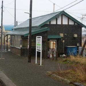 岡山県にある駅が「映画のセットだろ」ってくらいパーフェクトだった😳