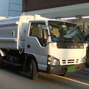 ハイテク&レトロ。メカ好きにはたまらないドイツのゴミ収集車