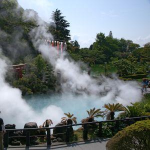 噴火に見舞われた草津温泉に別府温泉が激励の広告…「ありがとう、草津は負けない」