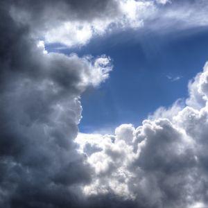 積乱雲の一生。エンドレスで笑える😂