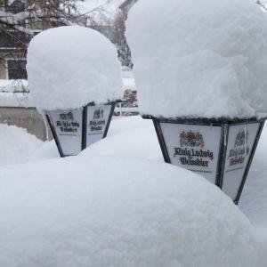積雪がエグかったのでこんなもの作ってみた→「天才」「無限の可能性を感じる」と話題にw