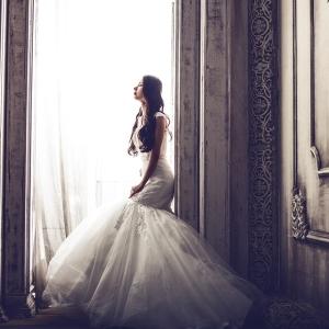 思い出のウエディングドレスに第二の人生を与えるアイデアが素晴らしい😊