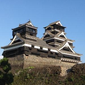 復旧中の「熊本城」が異次元の姿に変身していて衝撃…