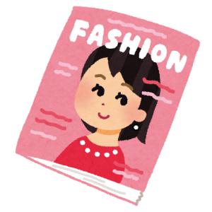 """このファッション誌、着回しコーデによくある""""物語設定""""が重すぎるww"""