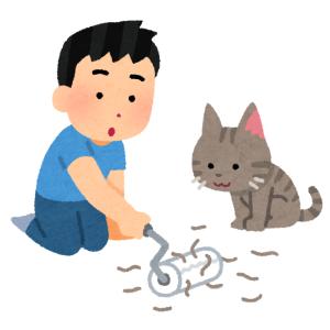 「ブラッシングした猫の毛から強いの生まれた」衝撃のあのキャラが爆誕w