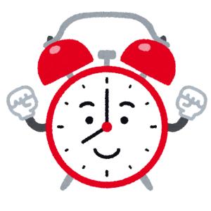 ひいい! 12年間使い続けた「キャラクター目覚まし時計」が限界を迎えた結果…😱