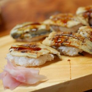 穴子寿司をパノラマ撮影した結果wwwwww