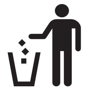 """「嫌すぎる…」中国で実験営業している無人食堂の""""ゴミ箱""""が話題に😥"""