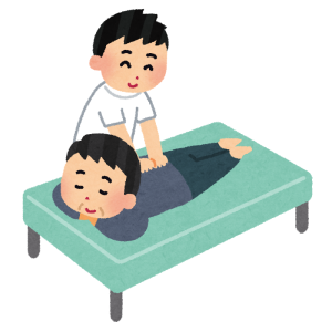 韓国式の整体に行ったらベッドの上に従業員の昼飯が置いてあったので文句を言ったら…😅