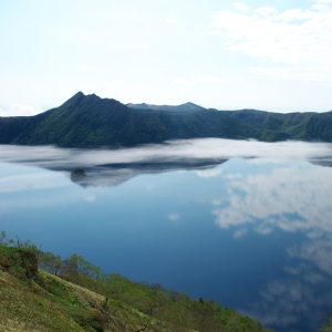 「ある意味絶景」…北海道旅行と大雨が重なった結果撮れた写真がこちらですw