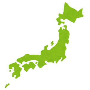 これは盲点! 日本地図を90度回転させると…アレそっくり