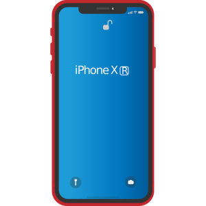 iPhone XRの画面が割れてバリバリに…→救世主現るwwwww