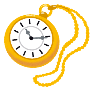 この掛け時計、「絶対に定時を守る」という強い意志が感じられて非常に良いw