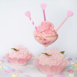 台湾で売っているという『アザラシのアイスケーキ』が可愛すぎるんだがww