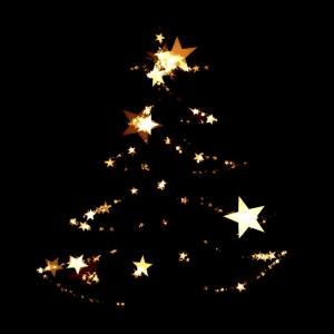 「ヌルってそうw」京都水族館の売店に設置されたクリスマスツリーが強烈すぎるwww