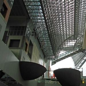 京都駅にこんな通路があったなんて知らなかった…😳
