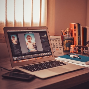 「つい手が滑って…」Macのデスクトップに画像ファイル5,000枚をコピーしたら大変なことにww